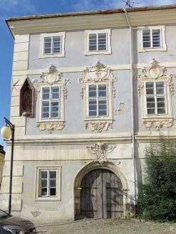 2019-10-13 Tschechien Kutná Hora Rejskova (3) Rejskove námestí