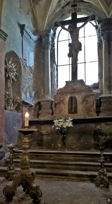 2019-10-13 Tschechien Kutná Hora, Sedlec (25) Beinhaus d. Friedhofskirche