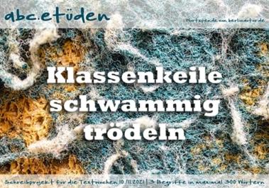zur Schreibeinladung für die ABC-Etüden-Textwochen 10/11 2021 bei Christiane