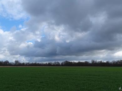 2021-04-14 b. LüchowSss Spaziergang + Wolkenhimmel