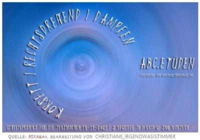 2021-05-02 Bild 2 zu ABC-Etüden Korsett+rechtsdrehend+dampfen Bildgest. Christiane_Irgendwasistimmer