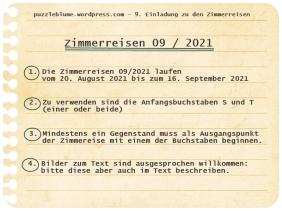 2021-08-20 Einladung f. Zimmerreise 09-2021 mit S + T